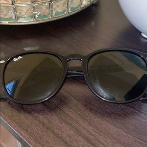 Ray an sunglasses